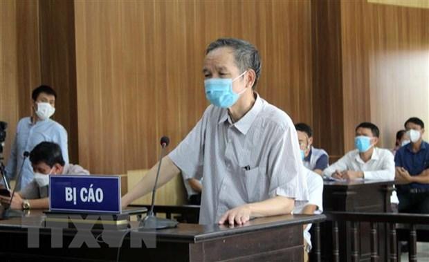 Thanh Hoa: Tuyen phat nguyen Pho Chu tich HDND Nghi Son 30 thang tu hinh anh 1