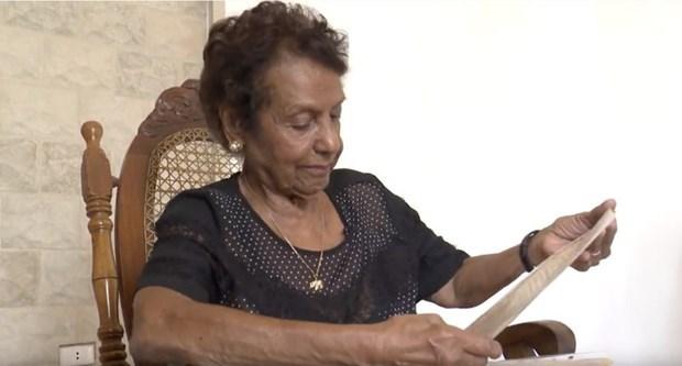 Cuba va ban be Viet Nam tien dua nha bao cach mang Marta Rojas hinh anh 1