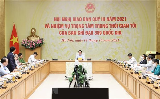 Tang cuong trach nhiem nguoi dung dau trong chong buon lau, hang gia hinh anh 1