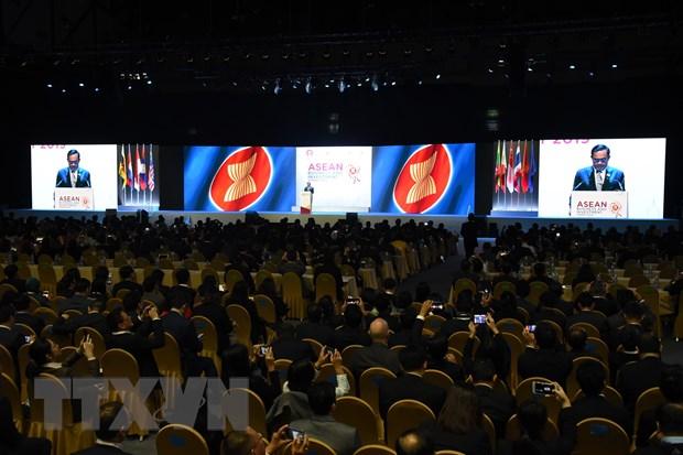 Hoi nghi Cap cao ASEAN 35: ABIS-2019 de cao trao quyen cho ASEAN 4.0 hinh anh 1