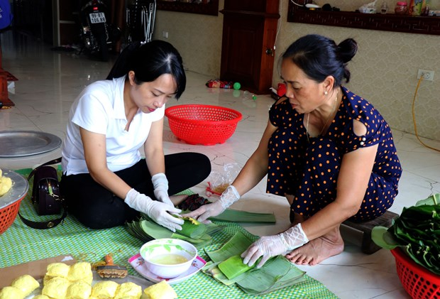 Banh phu the Dinh Bang - Uoc mo ve cuoc song gia dinh hanh phuc hinh anh 4