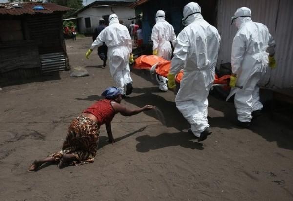 So ca tu vong do virus Ebola tren the gioi vuot qua 10.000 hinh anh 1