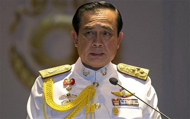 """Thai Lan tang cuong """"khan cap"""" an toan hang khong dan dung hinh anh 1"""