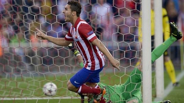 Ha Barcelona, Atletico lan dau vao ban ket sau 40 nam hinh anh 1