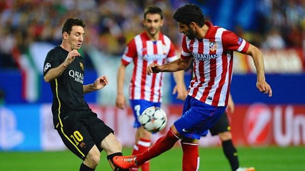 Ha Barcelona, Atletico lan dau vao ban ket sau 40 nam hinh anh 2