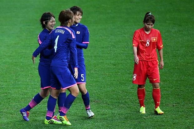 Ban ket Viet Nam - Nhat Ban 0-3: An tuong Dang Thi Kieu Trinh hinh anh 4