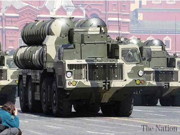 Tap doan vu khi cua Nga san sang ban he thong S-300 cho Iran hinh anh 1