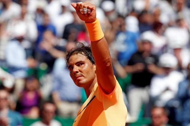Nguoc dong ha Murray, Rafael Nadal vao chung ket Monte Carlo hinh anh 1