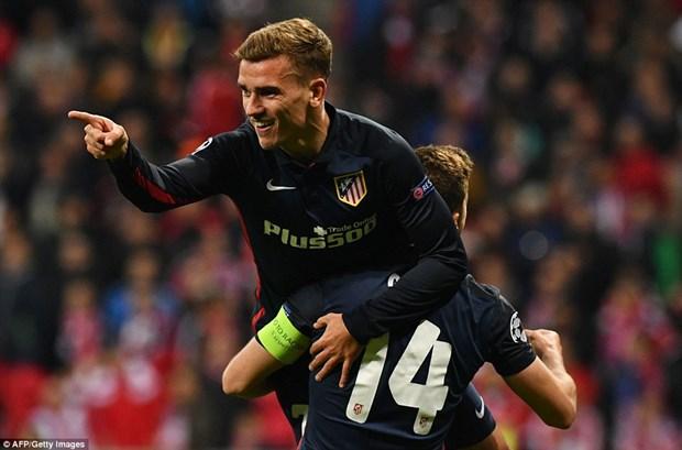Atletico tien Bayern khoi Champions League sau tran cau kich tinh hinh anh 1