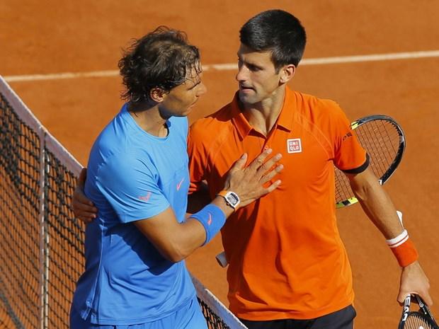 Rome Masters: Nadal