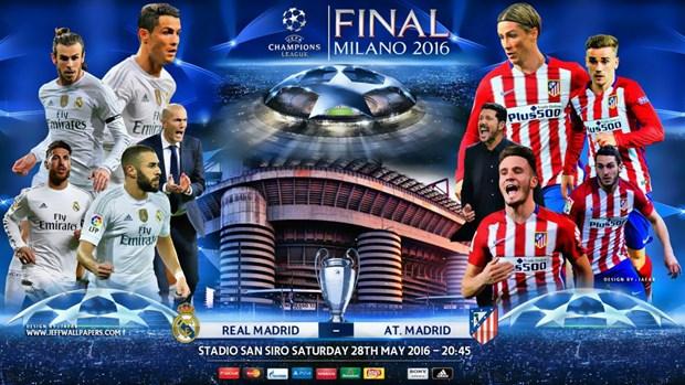 Du doan doi hinh Real - Atletico o chung ket Champions League hinh anh 1