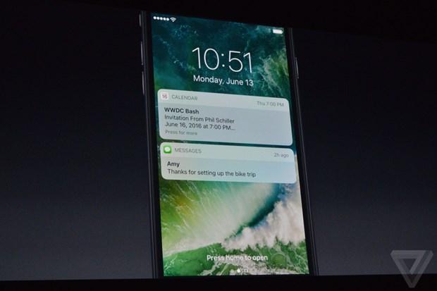 Toan canh su kien WWDC 2016 ra mat iOS 10 va MacOs cua Apple hinh anh 15