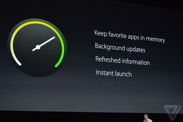 Toan canh su kien WWDC 2016 ra mat iOS 10 va MacOs cua Apple hinh anh 5