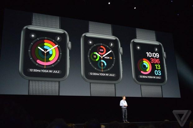 Toan canh su kien WWDC 2016 ra mat iOS 10 va MacOs cua Apple hinh anh 7