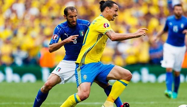 Zlatan Ibrahimovic - Nguoi dien nhat cung co the la mot thien tai hinh anh 2