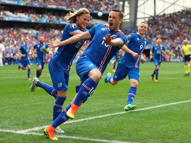Bang xep hang FIFA: Iceland thang tien manh, Viet Nam tut hang hinh anh 1