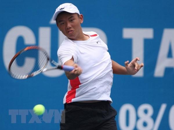 Hoang Nam thang tran ra quan giai Men's Futures tranh Cup Becamex hinh anh 1