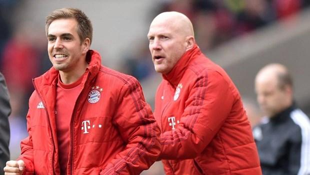 Lahm se la giam doc the thao Bayern khi ket thuc su nghiep hinh anh 3