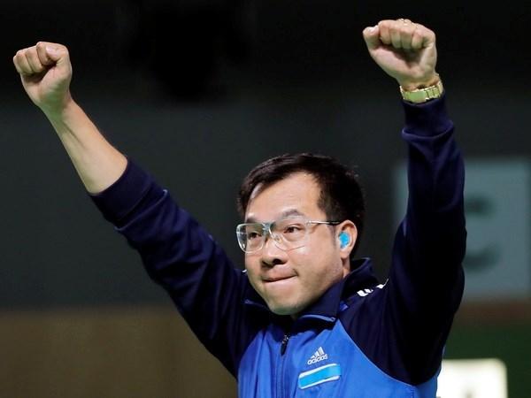 Hoang Xuan Vinh trong top 4 VDV xuat sac nhat Olympic 2016 hinh anh 1