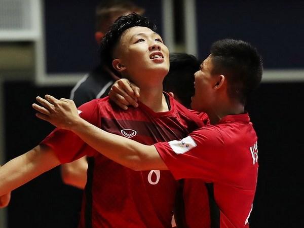 Futsal World Cup: Xac dinh 5 doi vao vong 1/8, Viet Nam gap kho hinh anh 2
