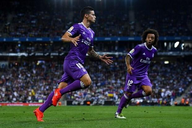 Ket qua: M.U, Juventus thua soc, Real Madrid doc chiem ngoi dau hinh anh 1