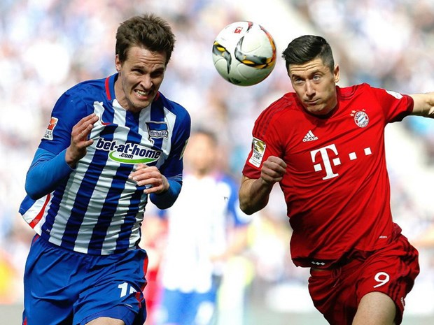 Bayern Munich - Hertha: Quyet chien vi ngoi dau Bundesliga hinh anh 1