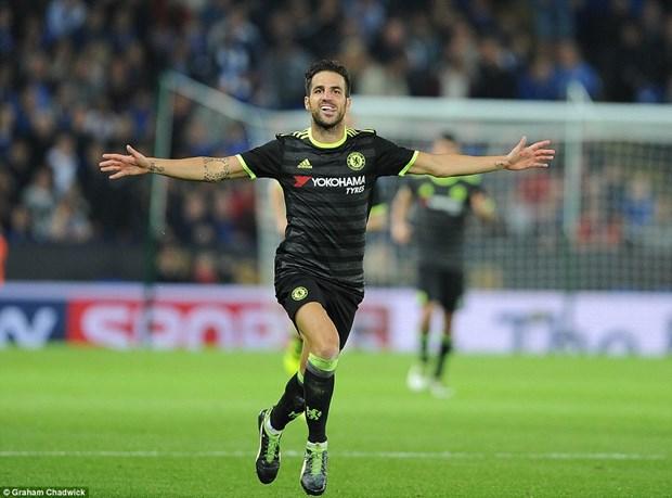 Ket qua: Chelsea thang kich tinh, Dortmund leo len ngoi dau hinh anh 1