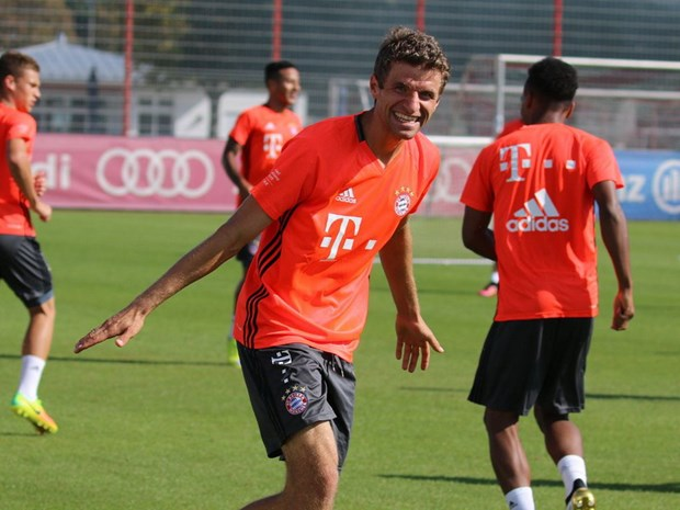 Bayern Munich - Hertha: Quyet chien vi ngoi dau Bundesliga hinh anh 2
