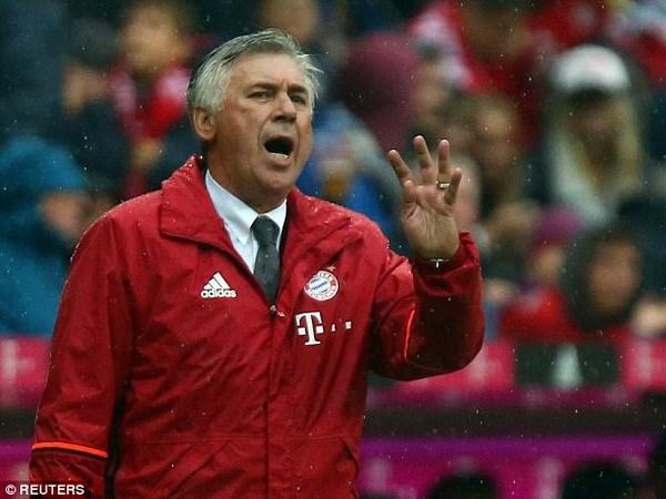 Voi Carlo Ancelotti, dau truong Bundesliga se… hap dan hon hinh anh 1