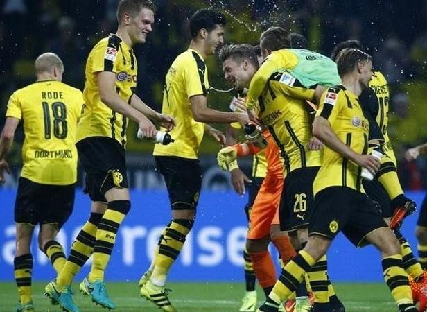 Ket qua: Dortmund pha