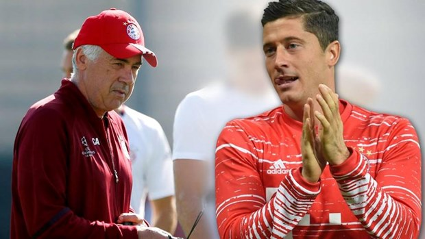 Roberts Lewandowski co the roi Bayern de dau quan cho PSG? hinh anh 1
