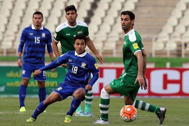 Vong loai World Cup: Thai Lan doi mat
