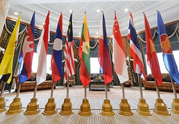Khai mac Hoi nghi Bo truong Ngoai giao ASEAN-EU lan thu 21 hinh anh 1