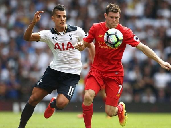 Lich truc tiep: Liverpool - Tottenham, Milan quyet len ngoi dau hinh anh 1
