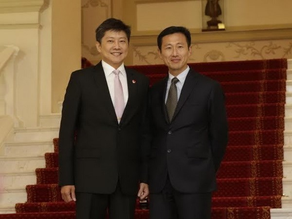 Singapore cung co doi ngu lanh dao: Bo nhiem Bo truong chinh thuc hinh anh 1