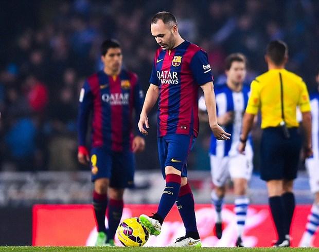 Truoc them El Clasico: Ly do nao khien Barcelona sa sut? hinh anh 1