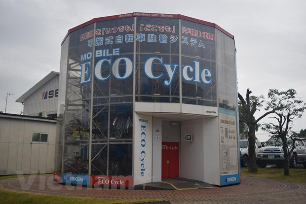 Eco Bicycle - He thong do xe dap thong minh voi nhieu uu diem hinh anh 1