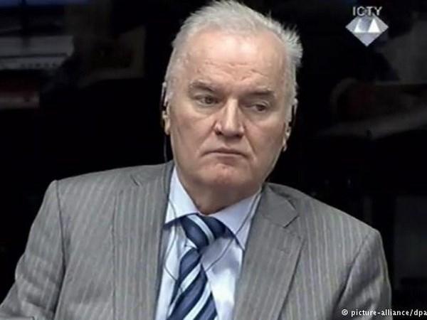 Cuu tuong linh khet tieng Mladic bi de nghi an tu chung than hinh anh 1