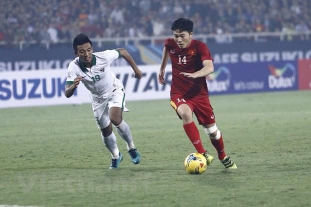 Thua Indonesia, doi tuyen Viet Nam chia tay AFF Cup 2016 hinh anh 1