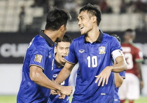 AFF Cup 2016: Thai Lan va nhung con so thong ke an tuong hinh anh 1