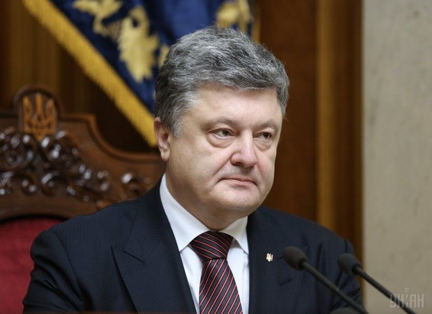 Ukraine lap vung khong phan quan su moi o khu vuc doi doc lap hinh anh 1