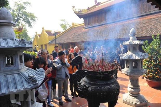 Le chua dau nam – Net dep van hoa nguoi dan thu do Ha Noi hinh anh 1
