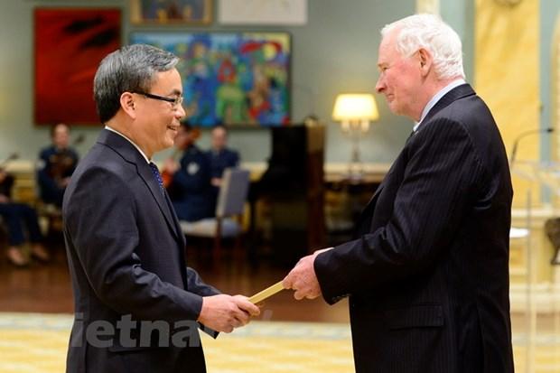 Canada, Viet Nam huong toi quan he doi tac va hop tac tot dep hinh anh 1