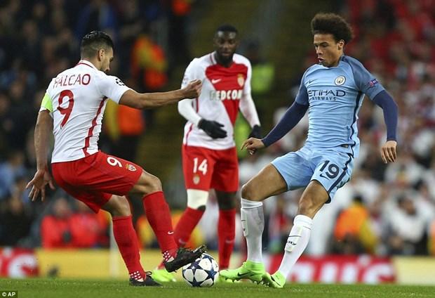 Manchester City - AS Monaco 5-3: Dinh cao moi me cua bong da hinh anh 1