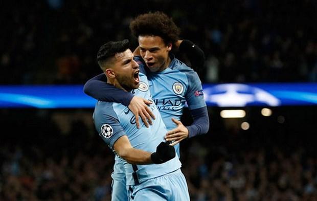 Manchester City - AS Monaco 5-3: Dinh cao moi me cua bong da hinh anh 3