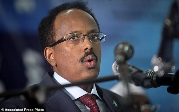 Ong Hassan Ali Khaire tro thanh Thu tuong moi cua Somalia hinh anh 1
