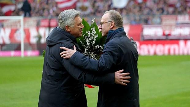 Bayern - Hamburg 8-0: Ancelotti, Muller va nhung dieu moi la hinh anh 2