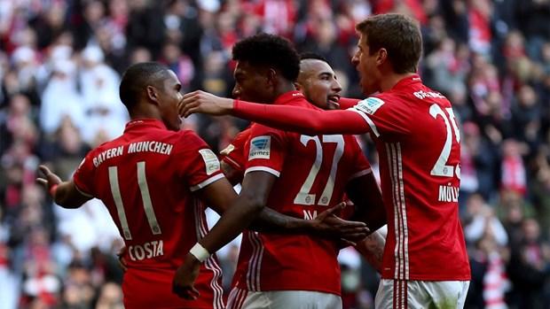 Bayern - Hamburg 8-0: Ancelotti, Muller va nhung dieu moi la hinh anh 3