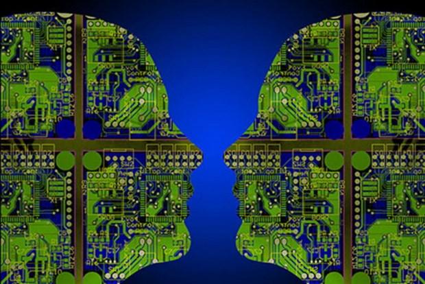 Bao cao: Bao chi robot se tiep tuc tang truong o cac toa soan hinh anh 1