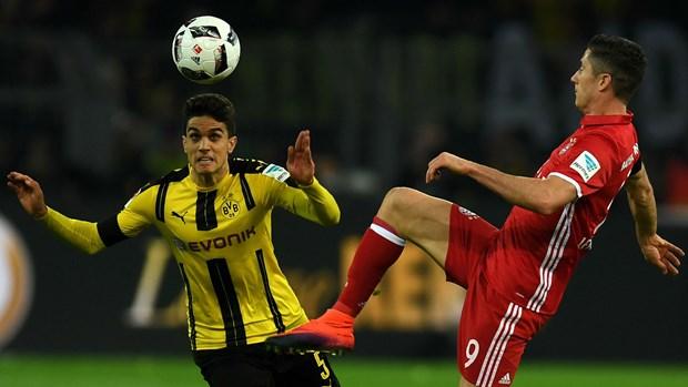 Bayern - Dortmund: Chay da hoan hao cho Champions League hinh anh 1